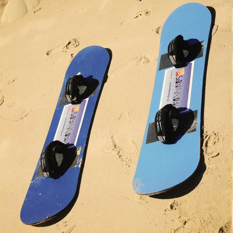 sandboards for the adventurous