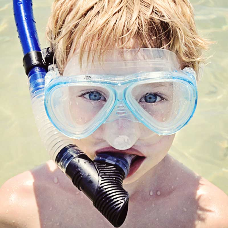 snorkelling for everyone
