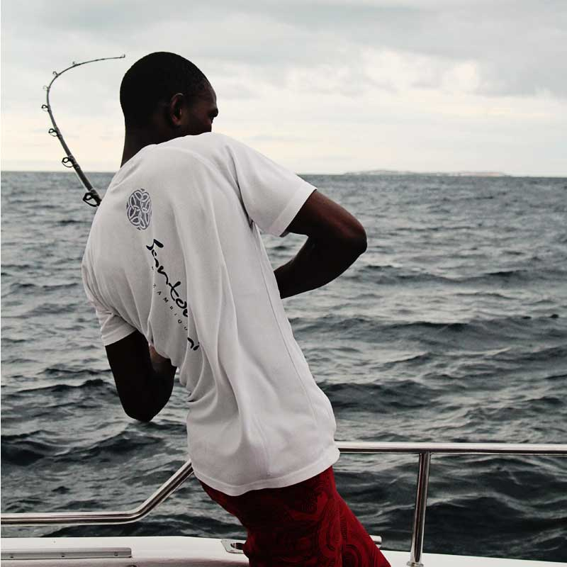 fishing at santorini mozambique
