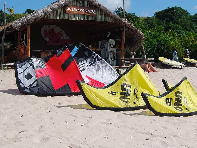 kite surfing centre