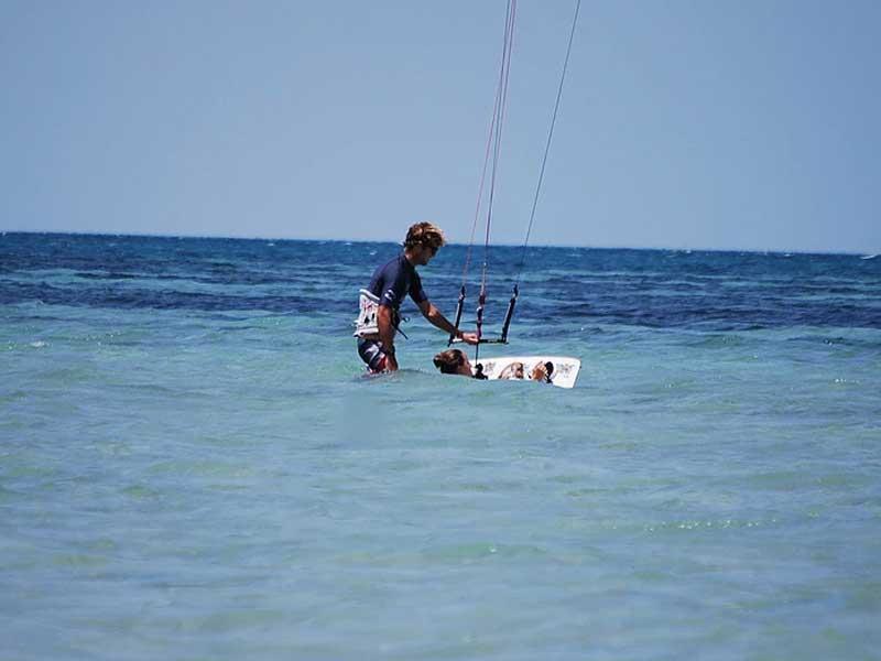 kitesurfing vilanculos