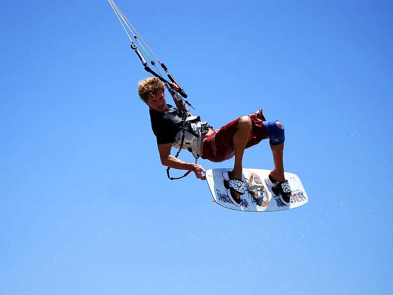 kitesurfing for the adventurous